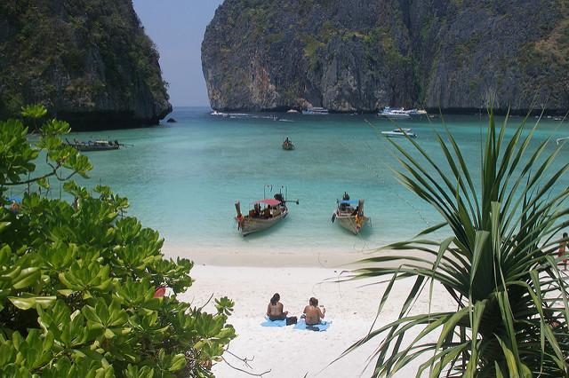 Playa de Maya-bay