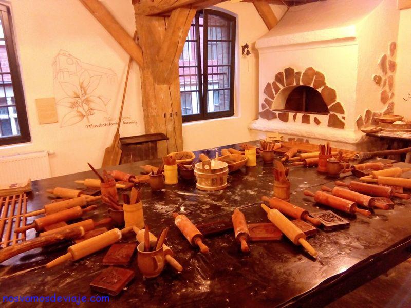 museo de galletas de jenjibre
