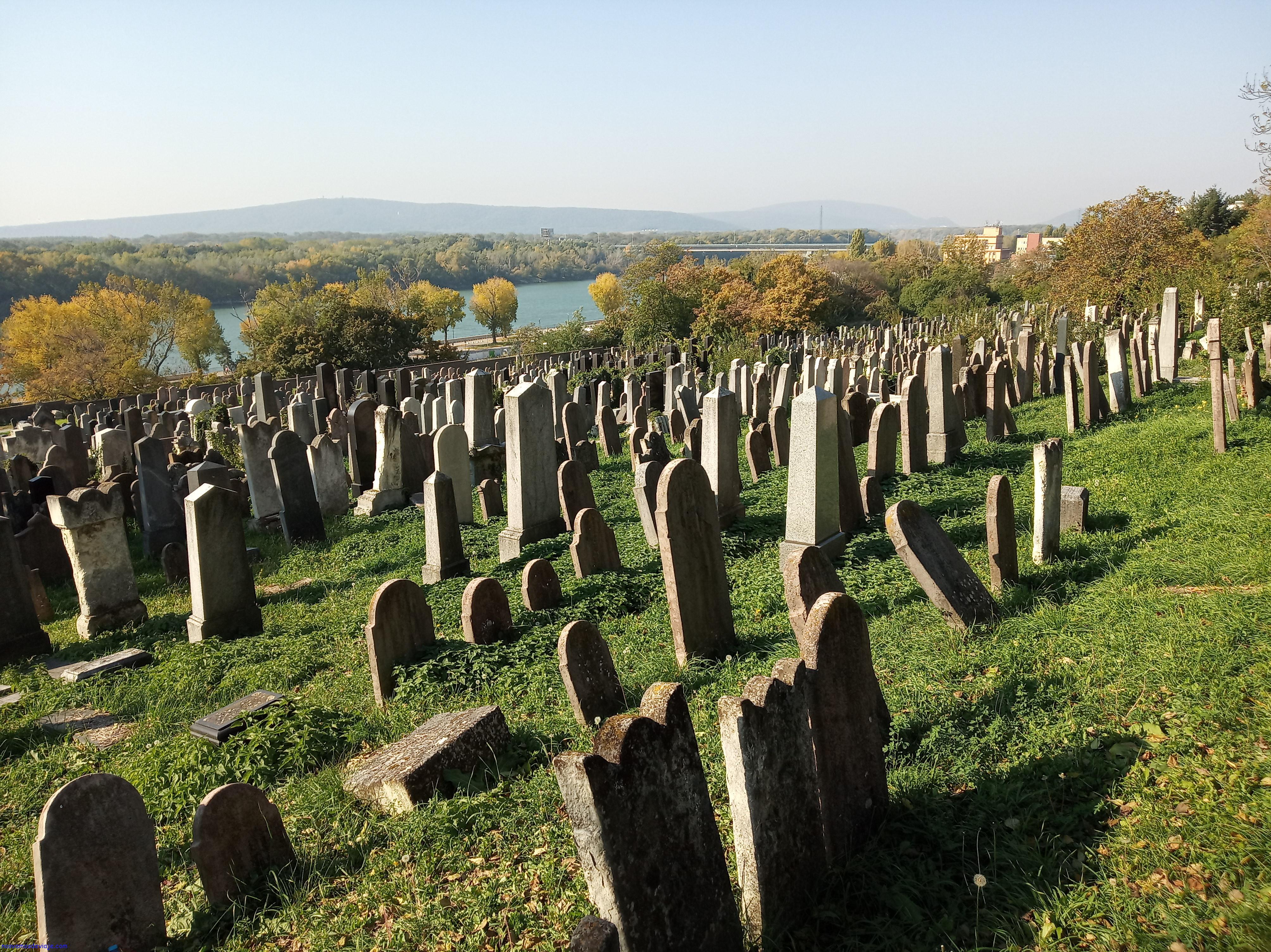 Cementerio judio de Bratislava