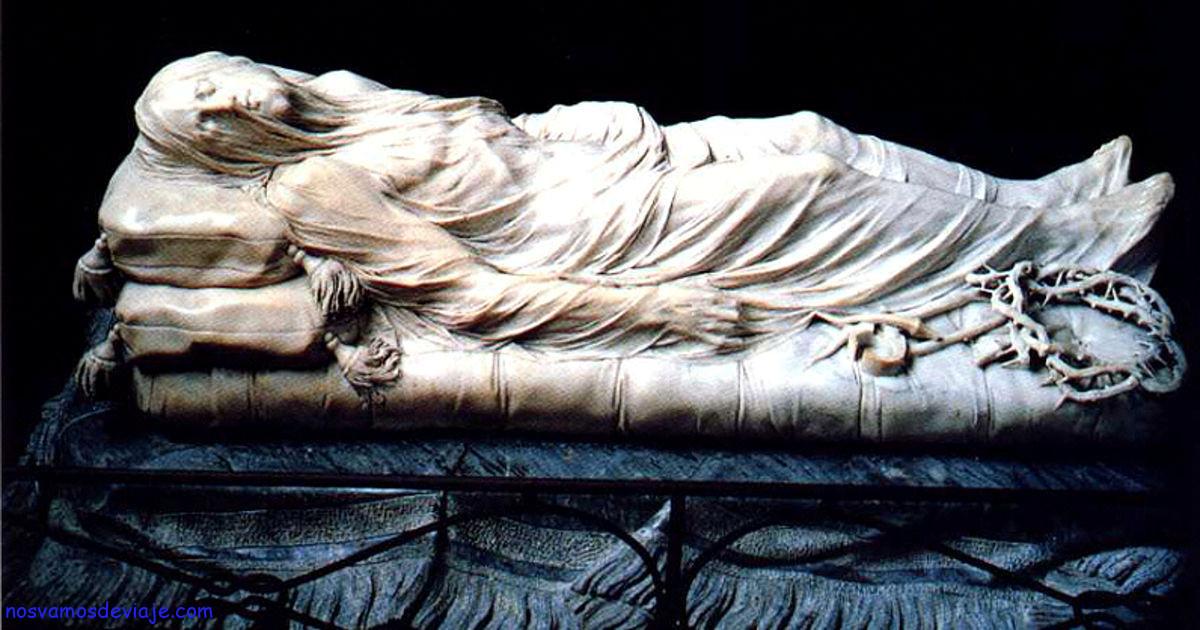 Cristo velado Foto de Liberonapoli