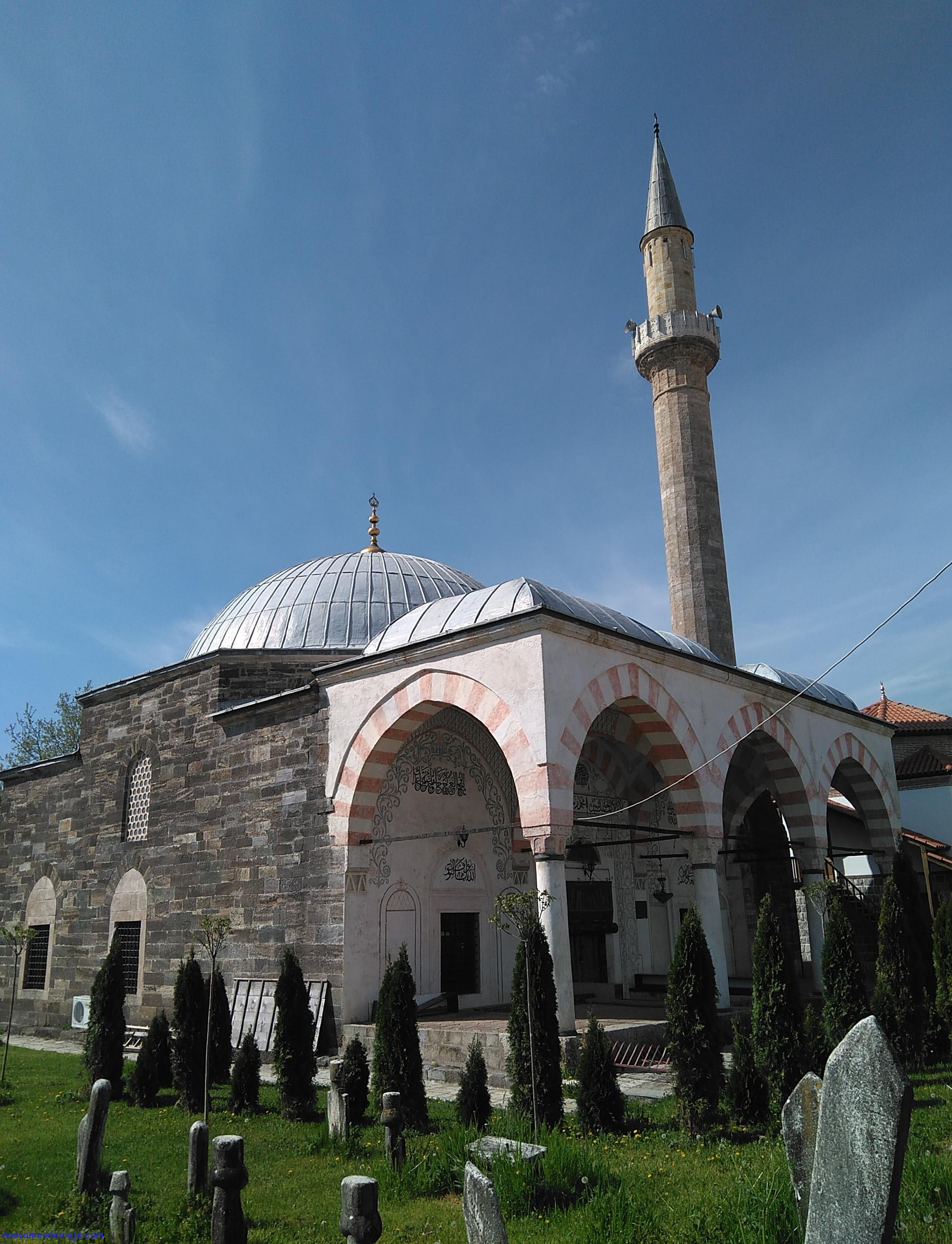 Mezquita Hadum en Dakovika