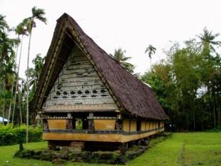 Bai (casa de reunión) en Airai, Palaos