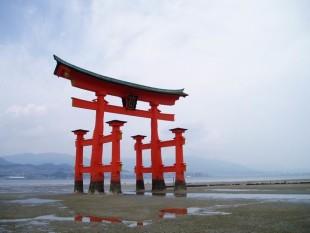 Torii Miyajima Hiroshima