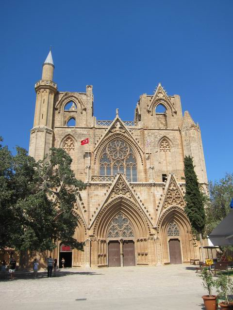 Mezquita en Famagusta