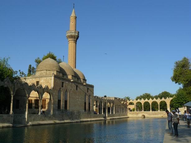 Mezquita de Rizvanille Vakfi en Urfa