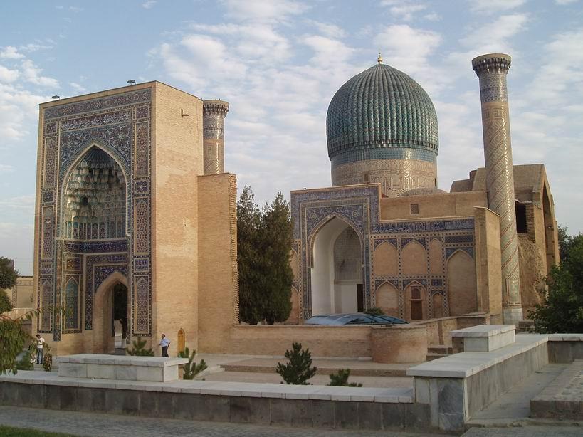 Mausoleo de Timur