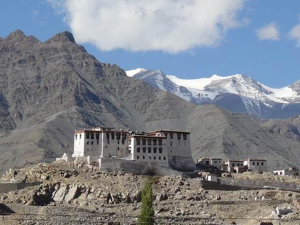 Gompa de Matho, Ladakh