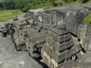 Templo Kailash de Ellora