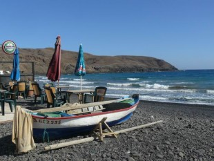 Pueblecito de pescadores, Fuerteventura