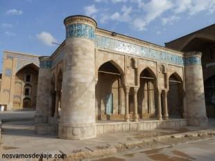 Khodakhaneh, o casa de Dios