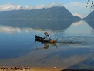Lago Manijau
