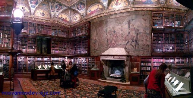 Biblioteca de JP Morgan