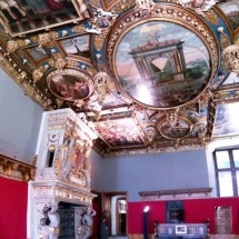 Salon Rojo y Apoteosis de Gdansk